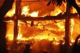 Hé lộ nguyên nhân cháy quán bar gần Hồ Tây