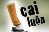 Nhiều công chức đã bỏ thói quen hút thuốc nơi làm việc