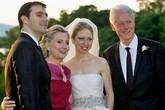 Cựu tổng thống Mỹ Bill Clinton phấn khích với sự ra đời của đứa cháu ngoại