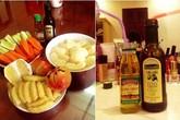 Thanh lọc tán sỏi bằng dầu oliu và nước trái cây: Dễ tiền mất tật mang