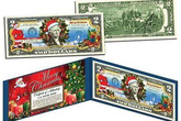 """Tờ tiền 2 USD mừng Giáng sinh """"cháy hàng"""""""