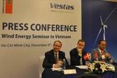 Đan Mạch hợp tác phát triển sản xuất điện gió tại VN