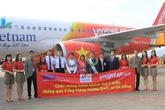 Đà Nẵng đón khách thứ 5 triệu qua đường hàng không