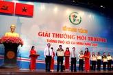 Cả 3 nhà máy củaVinamilk ở TP HCM đều được nhận Giải thưởng môi trường