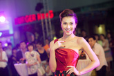 Hồng Quế đọ sắc bên cựu diễn viên Thủy Tiên và siêu mẫu Hà Anh