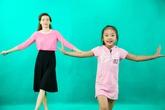 """Giữa """"tâm bão"""", Hồ Ngọc Hà vẫn hào hứng dạy nhảy cho thí sinh nhí"""