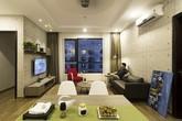 Không gian gọn gàng và tiện ích trong căn hộ 80m2