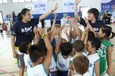 Đội tuyển bóng rổ nhí Việt Nam có cơ hội trải nghiệm quốc tế