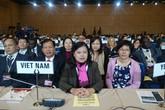Đoàn công tác Bộ Y tế Việt Nam tham dự COP6
