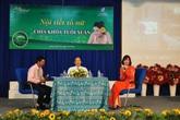 """Hội LHPN VN: 3000 phụ nữ được chuyên gia tư vấn  tại hội thảo  """"Nội tiết tố nữ - Chìa khóa tuổi xuân"""""""