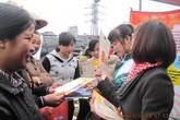 Hà Nội phát động Tháng Hành động quốc gia về DS-KHHGĐ