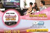 SCTV cung cấp gói dịch vụ VOD đầu tiên trên hạ tầng cáp truyền hình sẵn có