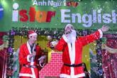 Tưng bừng dạ hội Giáng Sinh iStar