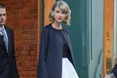 Bộ sưu tập áo khoác đa dạng của Taylor Swift