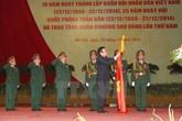 Kỷ niệm trọng thể 70 năm ngày Thành lập Quân đội nhân dân Việt Nam