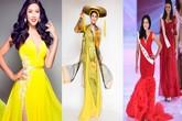 Hành trình bất ngờ tới Top 25 Miss Word của Nguyễn Thị Loan