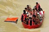 Lũ lớn, Malaysia sơ tán khẩn cấp hơn 10 vạn dân