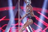 """Giám khảo nghẹt thở trước màn """"múa cột"""" của thí sinh Vietnam's got talent"""