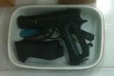 Truy bắt đối tượng dùng súng cướp tiệm game,  tấn công lực lượng công an