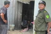 Vợ chồng ôm 3 con thoát thân khi phòng trọ bị đốt