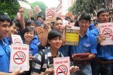 Nhiều công đoàn ngành hăng hái hưởng ứng phong trào không khói thuốc