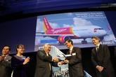 Hãng Vietjet mua thêm máy bay Airbus mới