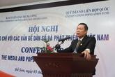 """Việt Nam sẽ kết thúc thời kỳ cơ cấu dân số """"vàng"""" vào khoảng năm 2040"""