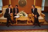 Đức - Việt Nam: Tăng cường hợp tác đầu tư, bảo vệ môi trường