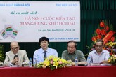 Yêu Hà Nội hơn qua trang viết của nhà báo  Hồ Quang Lợi