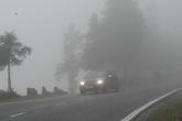 Sa Pa đột ngột lạnh 10,5 độ C, sương mù dày đặc