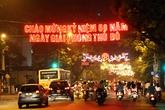 Hà Nội trời rất đẹp ngày 60 năm Giải phóng Thủ đô