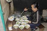"""Thực hư công dụng """"ông ăn bà khen"""" của loại củ trong món cháo đặc sản Hà Giang"""