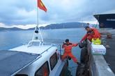 Mong manh hi vọng 8 thuyền viên mất tích sau vụ đâm tàu