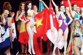 Câu chuyện đằng sau những người đẹp đi thi quốc tế