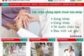 """Chuabenhkhop.vn – """"Tất tần tật"""" những điều cần biết về bệnh xương khớp"""