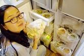 Chồng nấu 1.000 món ăn để vợ ăn cả năm