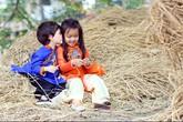 'Thiên thần' nhà Việt Hương, Thúy Hạnh xúng xính áo dài