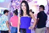 Việt Trinh gợi cảm với váy cúp ngực