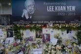 Hôm nay, nhiều lãnh đạo thế giới sẽ dự lễ tang ông Lý Quang Diệu