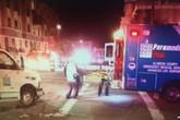 Sập ban công, 5 người thiệt mạng