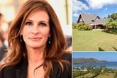 Ngôi nhà ven biển tuyệt đẹp có giá gần 649 tỷ đồng của Julia Roberts