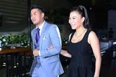 Thu Minh sexy dự event cùng em chồng Hà Tăng