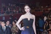 Linh Chi thừa nhận mặc váy nhái trên thảm đỏ Hàn Quốc