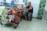 Vợ Nguyễn Hoàng quyết định cho chồng phẫu thuật