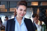 Sao Việt sành điệu với mốt áo khoác 'thùng thình'