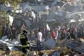 Nổ khí gas, 62 người thương vong