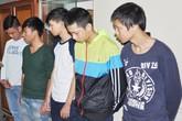 Nhóm thanh niên 15-16 tuổi chém người dã man vì mâu thuẫn trên Facebook