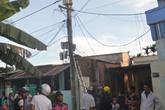 Đà Nẵng: Đang xạc điện thoại, một người bị điện giật chết