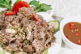 Những món tuyệt ngon từ thịt dê Ninh Bình