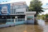 Nước tràn vào nhà 10 phút, thiệt hại cả trăm triệu đồng